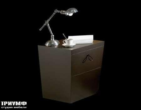 Итальянская мебель Cantori - прикроватная тумба Cubo