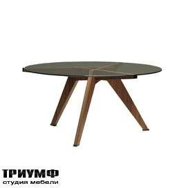 Итальянская мебель Morelato - Столик с топом из стекла