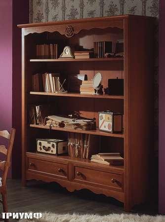 Итальянская мебель De Baggis - Шкаф открытый RV502