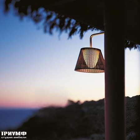 Освещение Flos - Philippe Starck, 2006   romeo outdoor w