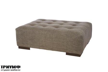 Американская мебель Cisco Brothers - Arden Ottoman