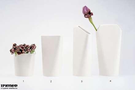 Итальянская мебель Driade - Вазы серия One ceramic