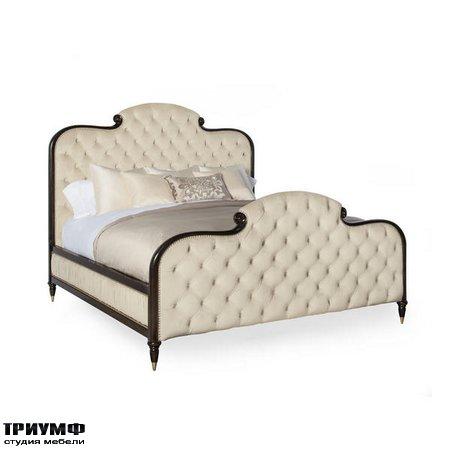 Американская мебель Schnadig - Everly King Bed
