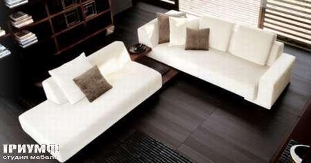 Итальянская мебель Pianca - Диван Matrix угловой