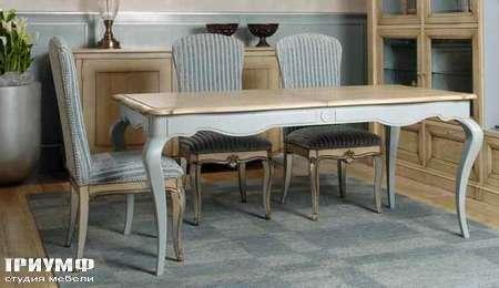 Итальянская мебель Grande Arredo - Стол Vague - стул Marilyn