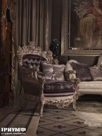 Итальянская мебель Jumbo Collection - Кресло BOH-71