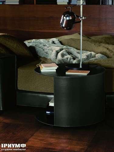 Итальянская мебель Ivano Redaelli - Прикроватный столик, кровати Glamour