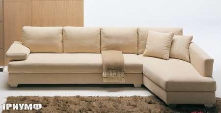 Итальянская мебель Bodema - диван угловой Compsit