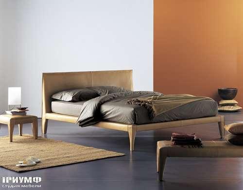 Итальянская мебель Flou - кровать Alicudi