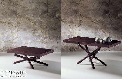 Итальянская мебель Longhi - стол трансформер suegiulegno