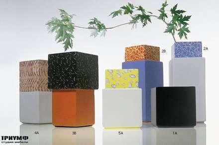 Итальянская мебель Driade - Кубические вазы