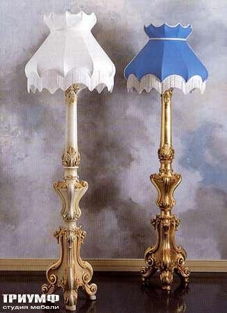 Итальянская мебель Silik - Напольная лампа