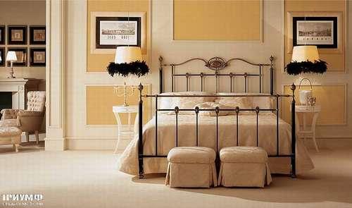 Кровать с решеткой Versailles
