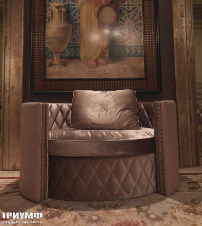 Итальянская мебель Jumbo Collection - Кресло CARAVAGGIO41