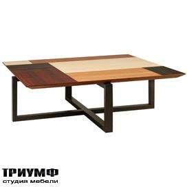 Итальянская мебель Morelato - Журнальный стол комбинированный