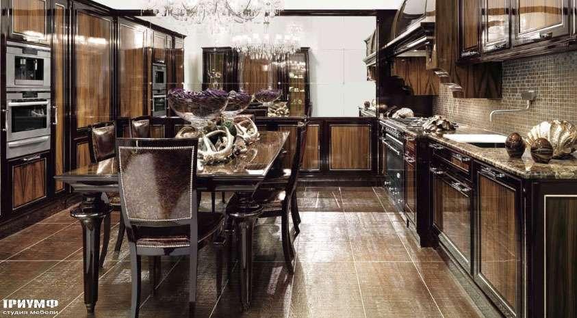 Итальянская мебель Brummel cucine - кухня Luxury2