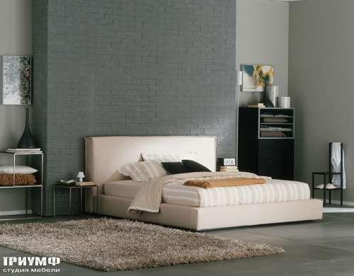 Итальянская мебель Flou - кровать allday