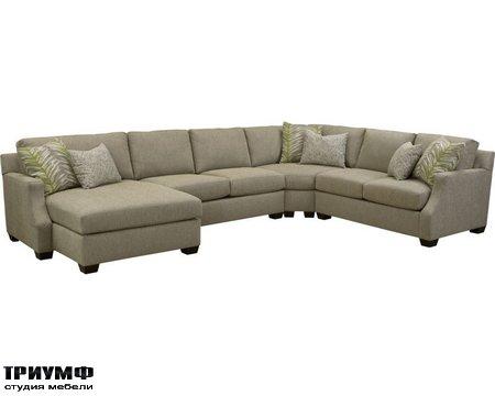 Американская мебель Broyhill - Chambers Sectional