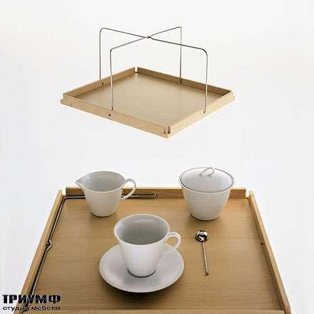 Итальянская мебель Driade - Поднос деревянный Tirco