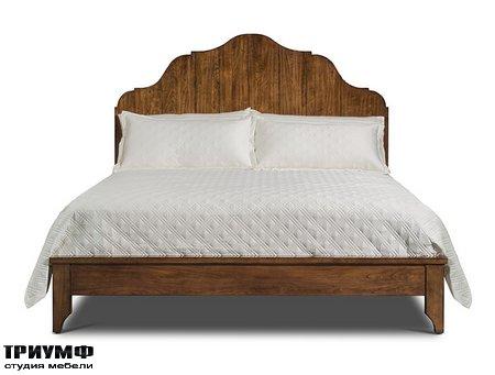 Американская мебель Harden - Cascade Planked Bed