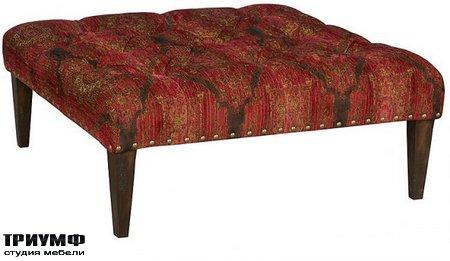 Американская мебель King Hickory - Alp Ottoman