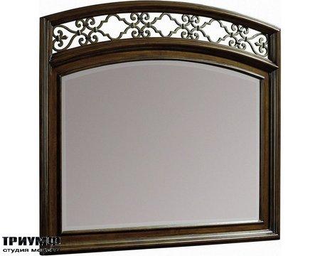 Американская мебель Thomasville - Ernest Hemingway Mirada Mirror