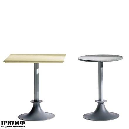 Итальянская мебель Driade - Столы серии Lord YI
