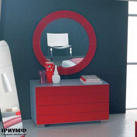 Итальянская мебель Cattelan Italia - Тумбочка Dandy