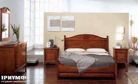 Итальянская мебель Bamax - Спальня Fiocco di Seta notte