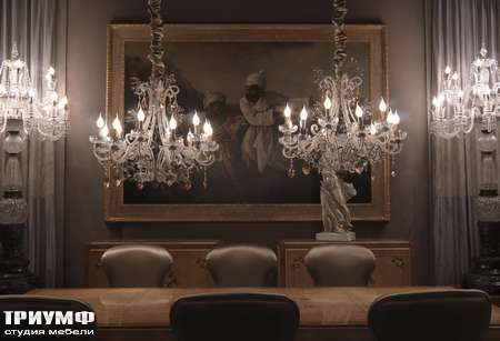 Итальянская мебель Jumbo Collection - Люстра подвесная