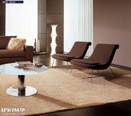Итальянская мебель CTS Salotti - Кресло модерн, Jolie
