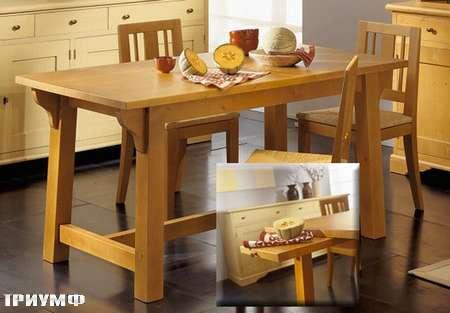 Итальянская мебель De Baggis - Стол 20-121