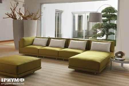 Итальянская мебель Milano Bedding - мягкий уголок Dennis