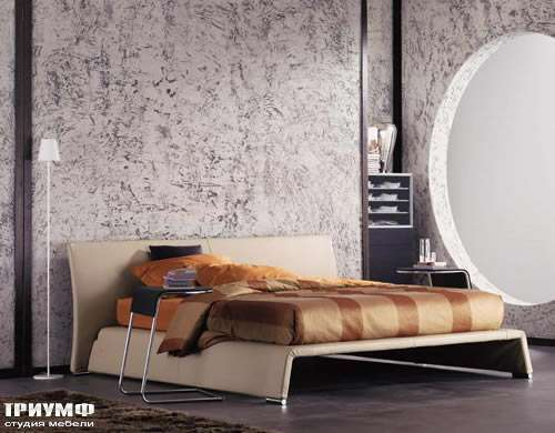 Итальянская мебель Flou - кровать alma