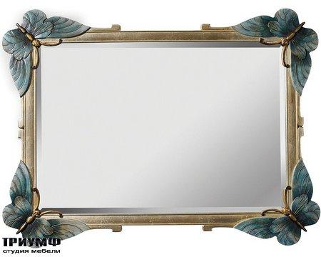 Американская мебель Thomasville - Paris Butterfly Mirror