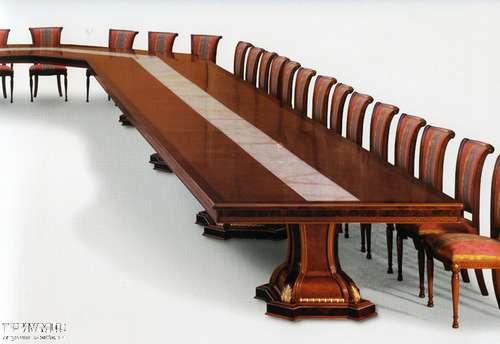 Итальянская мебель Citterio Fratelli - Стол переговорный длиной до 50 метров