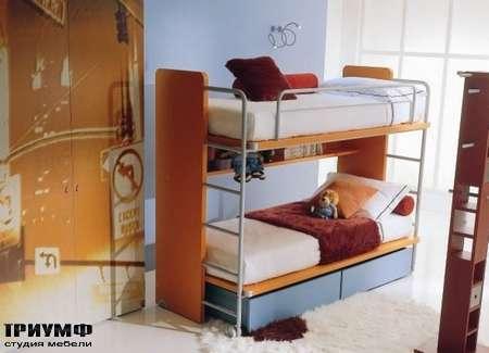 Итальянская мебель Di Liddo & Perego - Шкаф Visual с изображением Urban