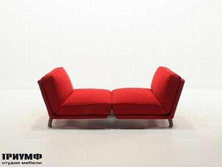 Итальянская мебель Futura - Диван трансформер Very Due