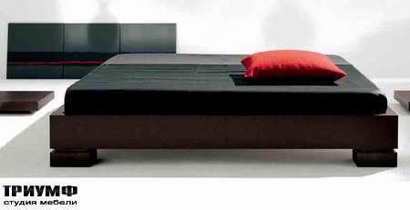 Итальянская мебель Varaschin - кровать Orson II