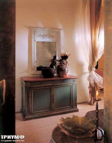 Итальянская мебель Salda - Комод 2-х дверный cod: 8517