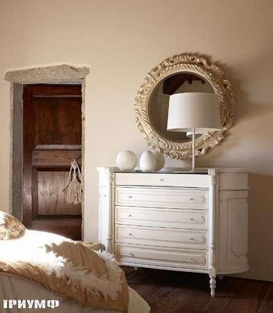 Итальянская мебель Volpi - комод Paolina