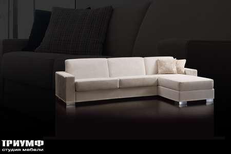 Итальянская мебель Milano Bedding - мягкий уголок Duke