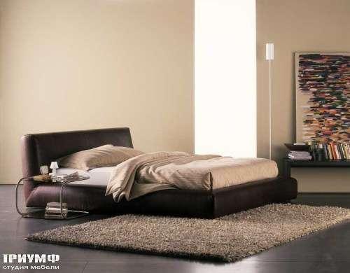 Итальянская мебель Flou - кровать bold