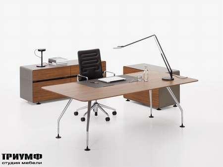 Швейцарская  мебель Vitra  - ad hoc executive