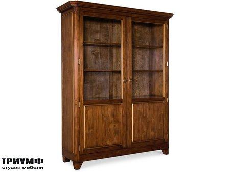 Американская мебель Chaddock - Deep Haven Display Cabinet