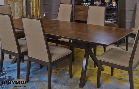 Американская мебель Legacy Classic - Kateri Trestle Table