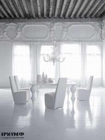 Итальянская мебель Noir Cattelan Italia - Стул Diana