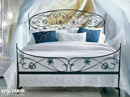 Итальянская мебель Ciacci - Кровать Garden