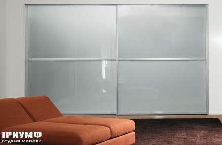 Итальянская мебель Longhi - Система раздвижных дверей Street шириной 150 каждая дверь