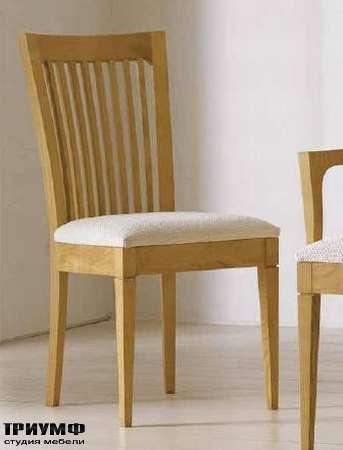 Итальянская мебель Varaschin - стул Prado III